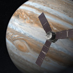 Leicester to Jupiter